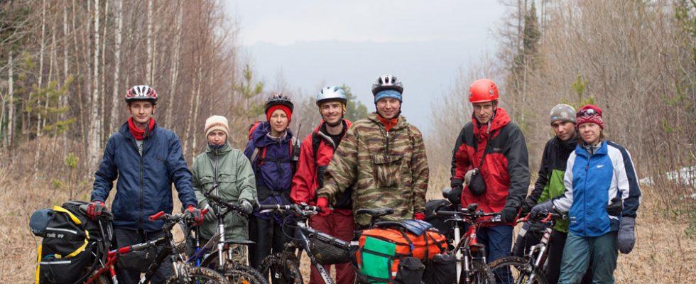 Велопоход 1 категории сложности по Южному Уралу
