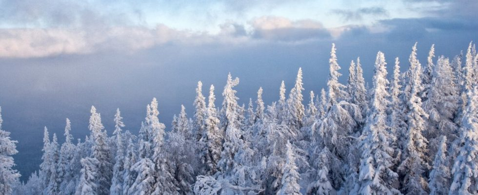 Зимний поход на Кумардак