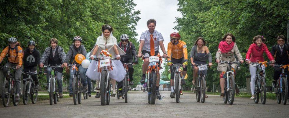 Велосвадьба в Уфе