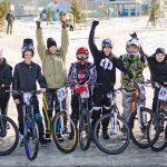 Первый велокрос года — Метелица-2012