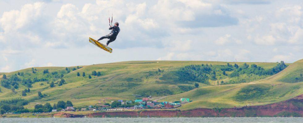 Kite Day на Аслы-Куле