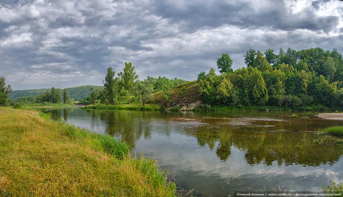 Река Лемеза