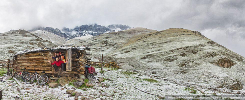 Кавказ*2013 — День шестой