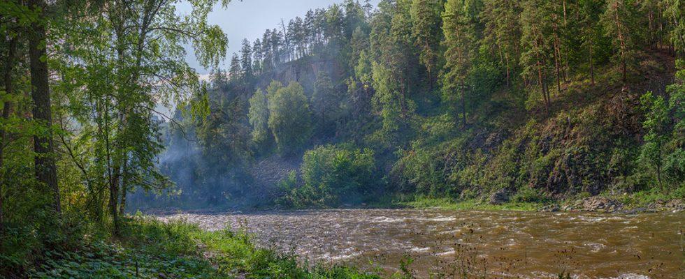 Река Инзер