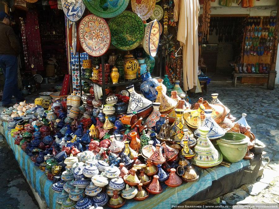Рынок в Шефшауене