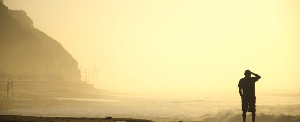 5 января. Путь через «великое ничто» к Атлантике, Сиди-Ифни.