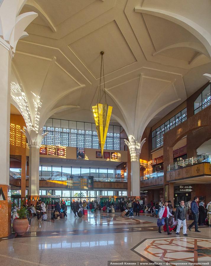 Вокзал Маракеша