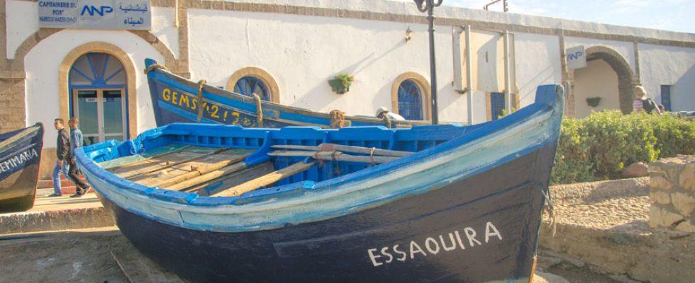 8 января. Рыбная Эссуэйра.