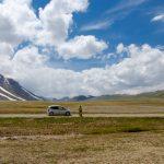 Киргизия. Перевал Барскоон, плато Арабель. День 4