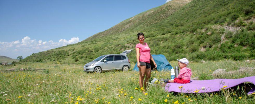 Киргизия. Кегеты. День 12