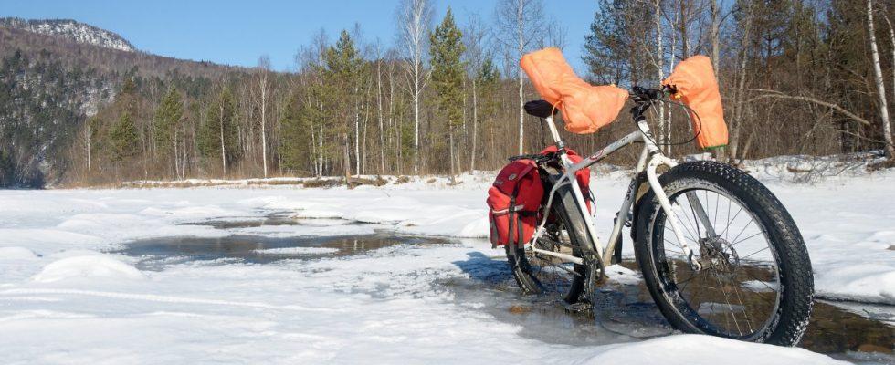 По льду Инзера до Айгира и обратно