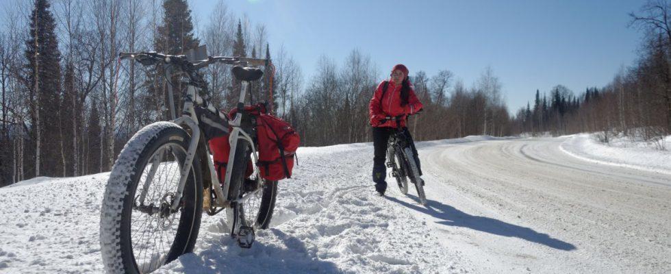 Зимняя велопокатушка вдоль Инзера – самый классный вариант