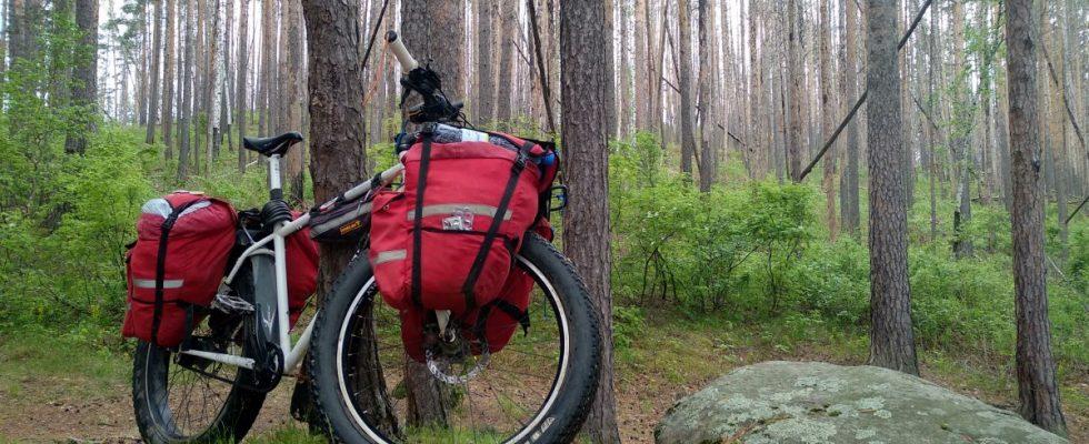 GPS треки походов и маршрутов