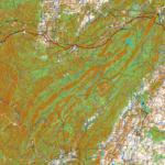 Туристические карты для навигаторов Garmin