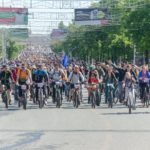 День 1000 велосипедистов 2019