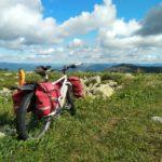 Белорецк — гора Иремель — Кропачево за два дня на велосипеде