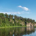 Южный Урал 2020. Река Ай
